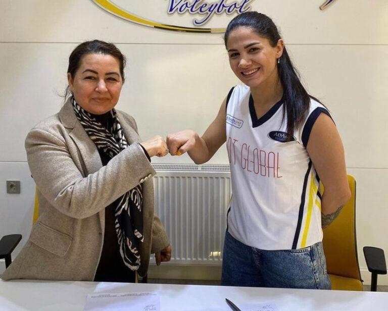 Adam Voleybol, Sigorta Shop Kalecik Belediyespor ile yollarını ayıran libero Irmak Gürsoy ile sözleşme imzaladı.
