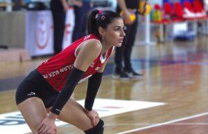 Bolu Belediyespor, Çan Gençlik Kale Spor ile yolları ayrılan libero Işıl Öz'ü transfer etti.